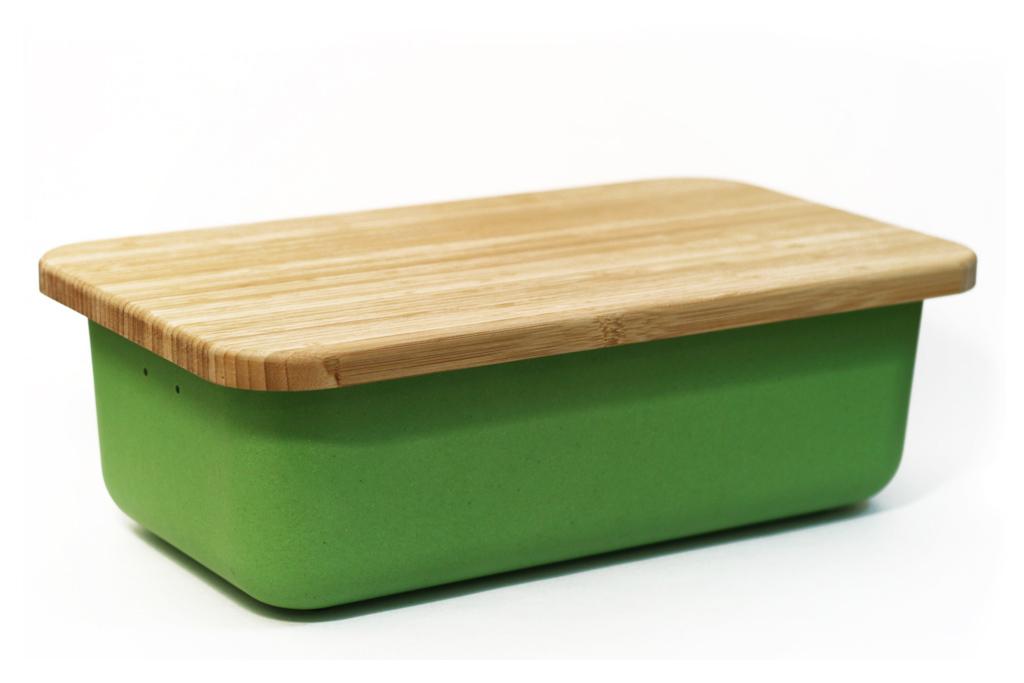 bambus brotkasten gr n misuki webshop. Black Bedroom Furniture Sets. Home Design Ideas