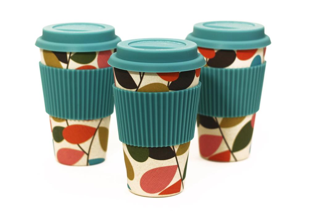 Bambus Coffee To Go Becher Vintage Ivy Misuki Webshop