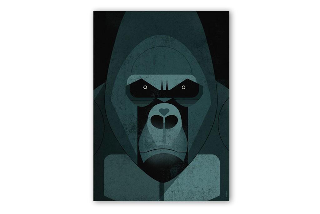dieter-braun-gorilla-love