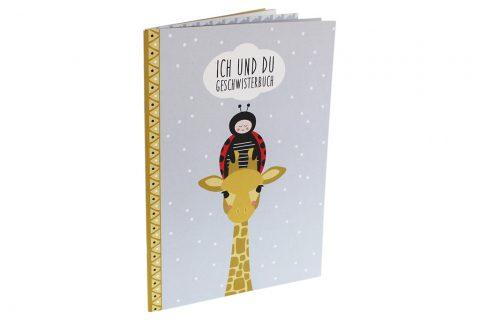 ava&yves-Geschwisterbuch