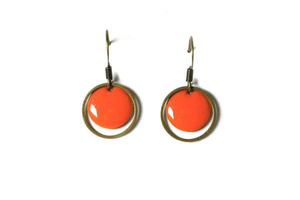 ohrhaenger-emaille-gross-orange