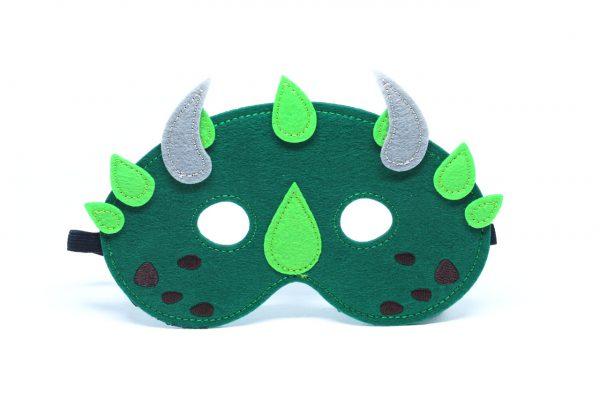 Filz Dinomaske