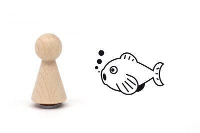 misuki-stempel-goldfisch