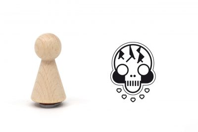 misuki-stempel-skull
