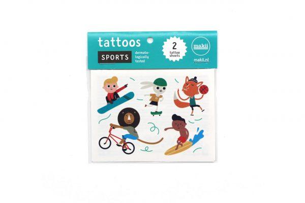 makii tattoos baby sport