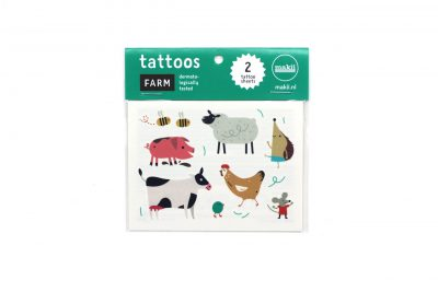 makii tattoos baby farm