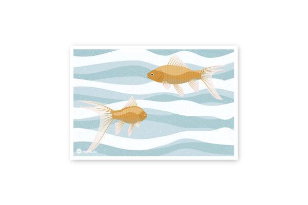 magnet-goldfische