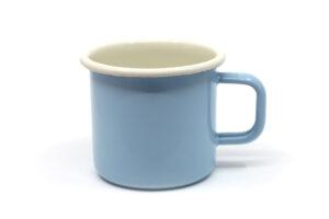 emailletasse-8cm_blau