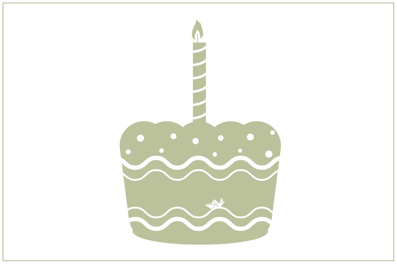 Unser Laden hat Geburtstag