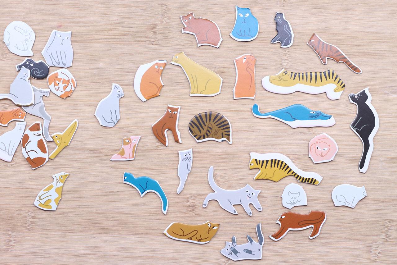 Katzenpuzzle