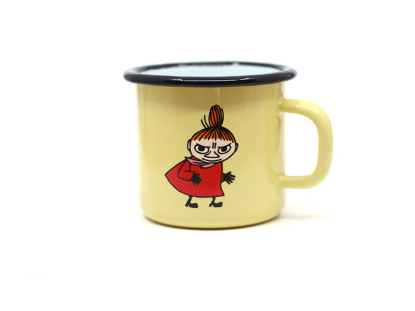 mumins tasse klein