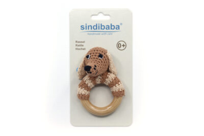 Sindibaba Rassel Hund